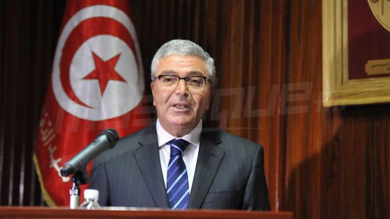 بالحاج علي: عبد الكريم الزبيدي يودع الأربعاء ملف ترشحه للرئاسية