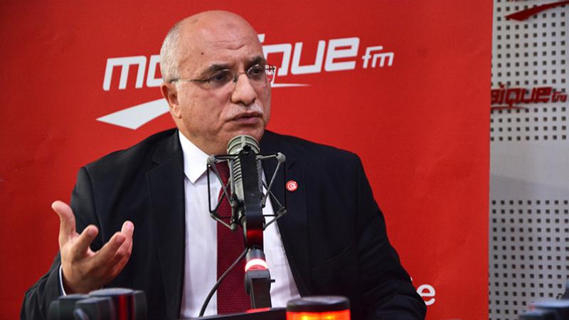 الهاروني: النهضة لن تعيد خطأ النداء في 2014