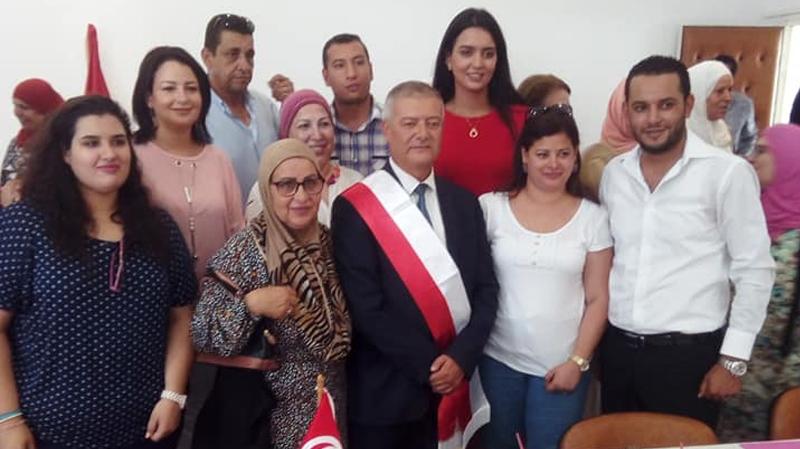 منير التليلي رئيسا جديدا لبلدية باردو