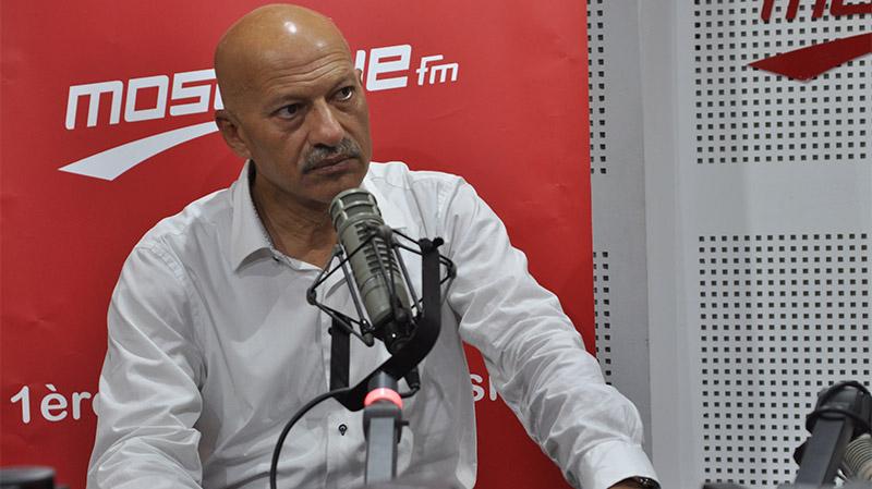 رضا بلحاج: على الشاهد أن يستقيل إذا ترشح للرئاسة