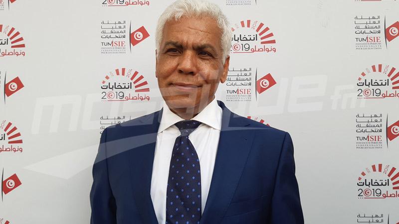الصافي سعيد يقدّم ترشّحه للرئاسة