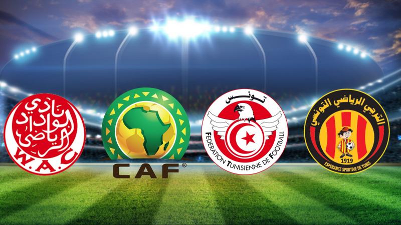 جامعة كرة القدم تطالب الكاف بالحصول على القرار المتعلق بالوداد