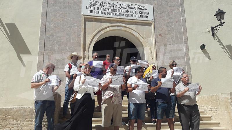القيروان:معالم تاريخية وحضارية مهمشة ونشطاء يحتجون