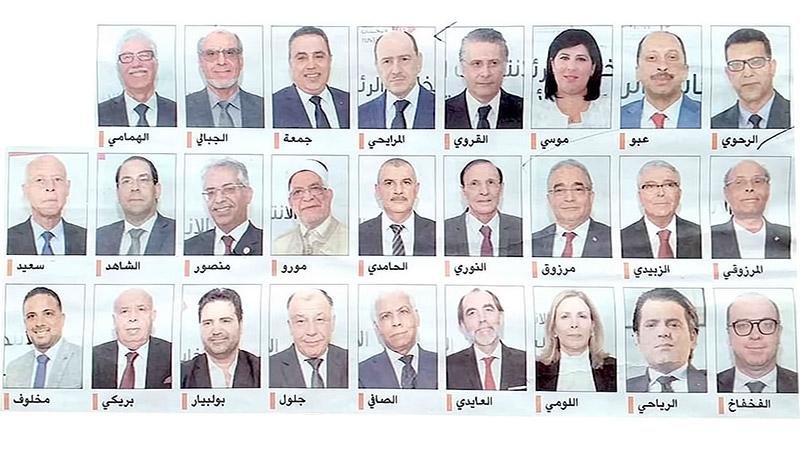 قضايا في التزوير وانتحال الصفة قد تطال هؤلاء المرشحين للرئاسة