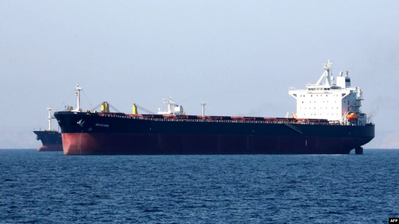 المحكمة العليا في جبل طارق تقرر الإفراج عن ناقلة النفط الإيرانية