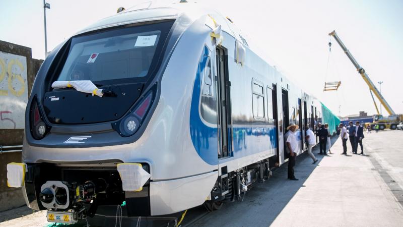 تونس تتسلم الدفعة الاولى من القطارات الكهربائية الجديدة