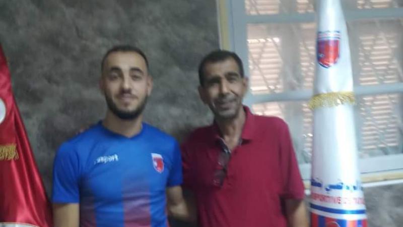 الليبي أيوب عمار ينضم لاتحاد تطاوين