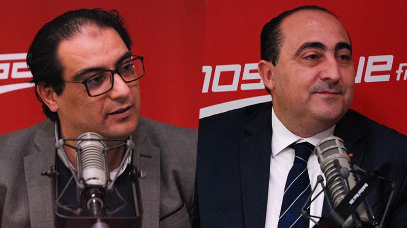 هشام بن أحمد وأنيس الجربوعي ضيفا ميدي شو اليوم