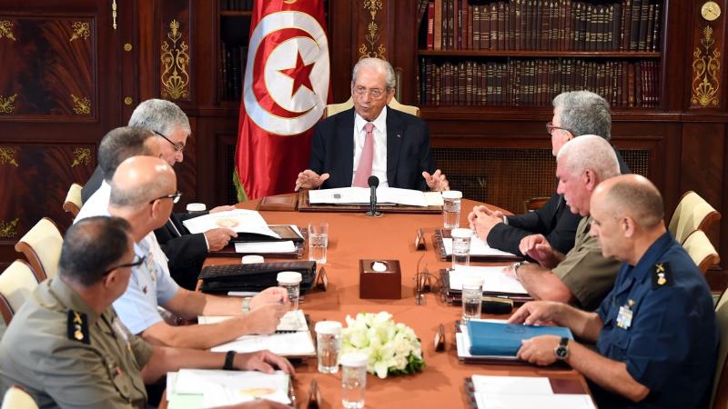 الناصر يشرف على اجتماع المجلس الأعلى للجيوش