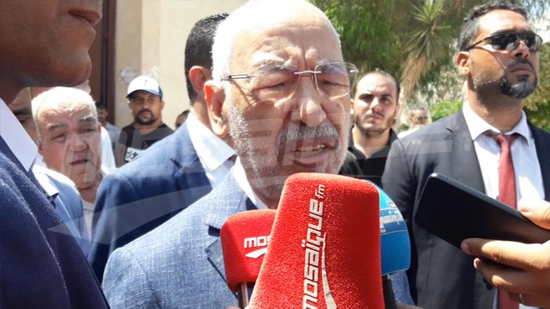الغنوشي: عبد الفتاح مورو هو المترشح الأبرز وحظوظه وافرة
