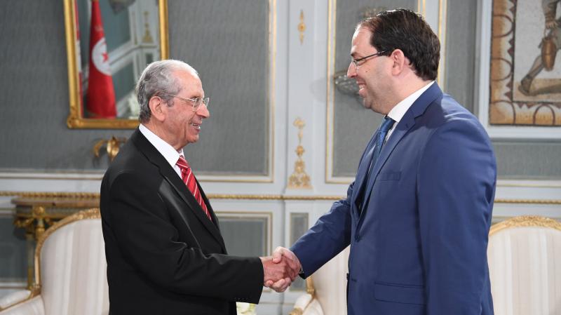 كان سينظر في إستقالة الزبيدي: الناصر والشاهد يؤجّلان المجلس الوزاري
