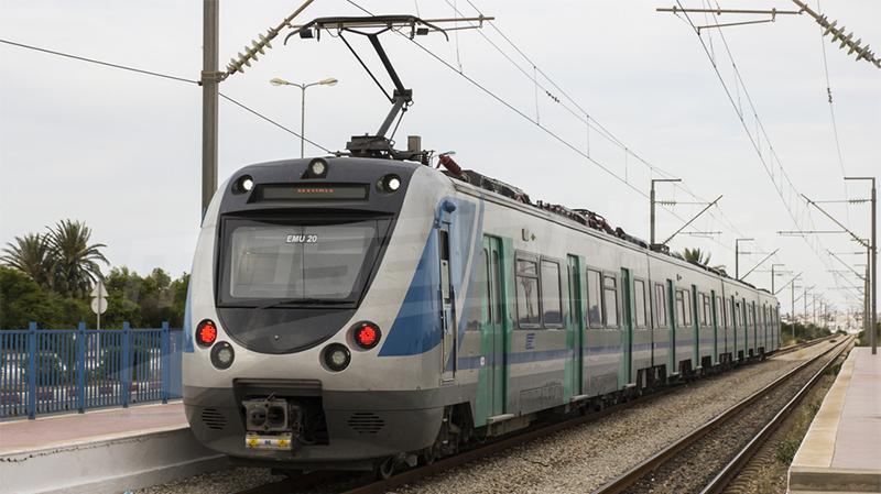 عودة سير قطارات الضاحية الجنوبية