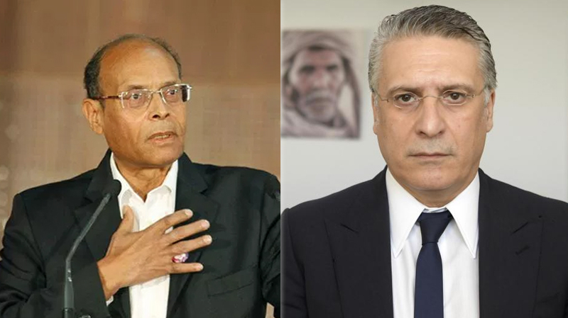 المرزوقي: ايقاف نبيل القروي مسيء للديمقراطية ولصورة تونس