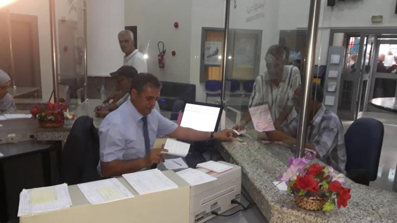 في ظل الإضراب:فتح مكتبي البريد بشارعي محمد الخامس والحبيب ثامر للحرفاء