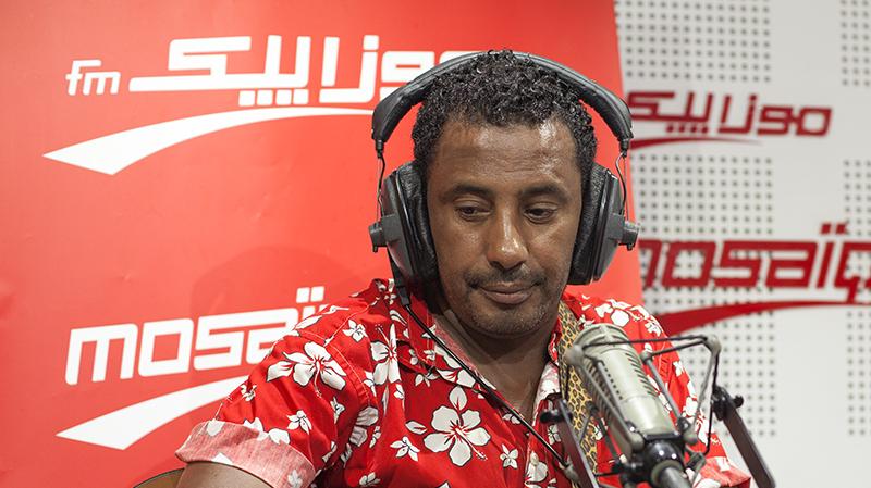أحمد الماجري:انتظروا مفاجأة موسيقية من اللاعب وليد الهيشري