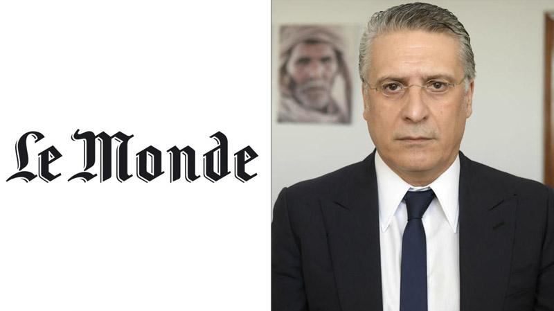 لومند: سابقة شبيهة بوضعية المترشح للرئاسة نبيل القروي !