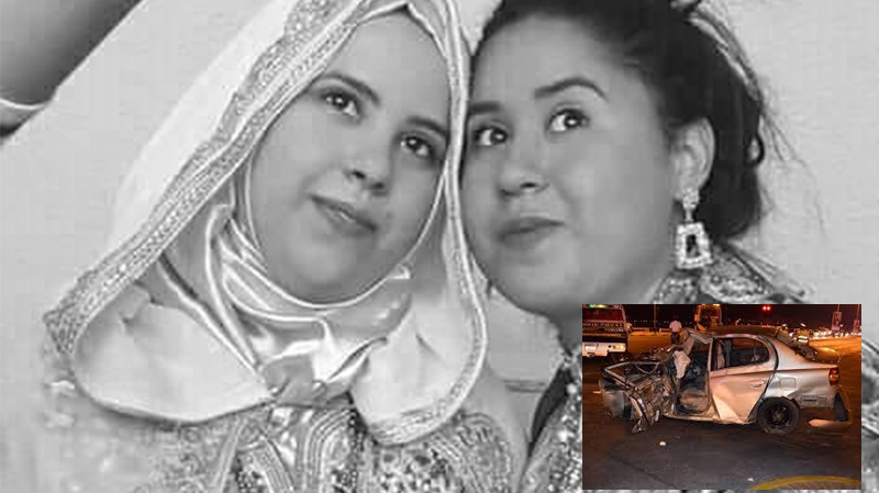 تفاصيل وفاة عروس النفيضة وشقيقتها