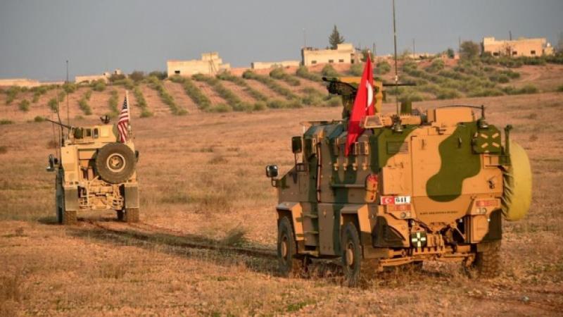 قوات تركية تدخل سوريا لبدء دوريات مشتركة مع الجيش الأمريكي في ''منطقة