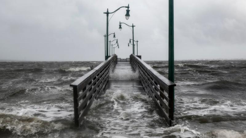 44 قتيلاً في إعصار دوريان بالباهاما