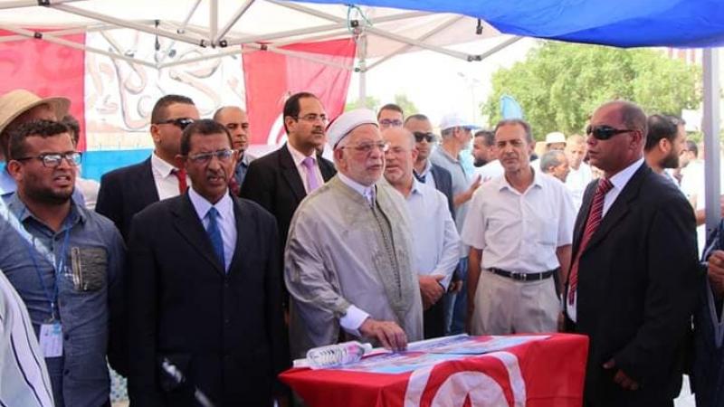 مورو: القضية تكمن في إيجاد حلول للتنمية والتشغيل في تطاوين