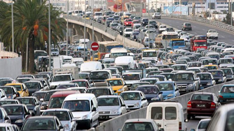 بعد قطع محتجين الطرقات: عودة حركة المرور إلى نسقها العادي