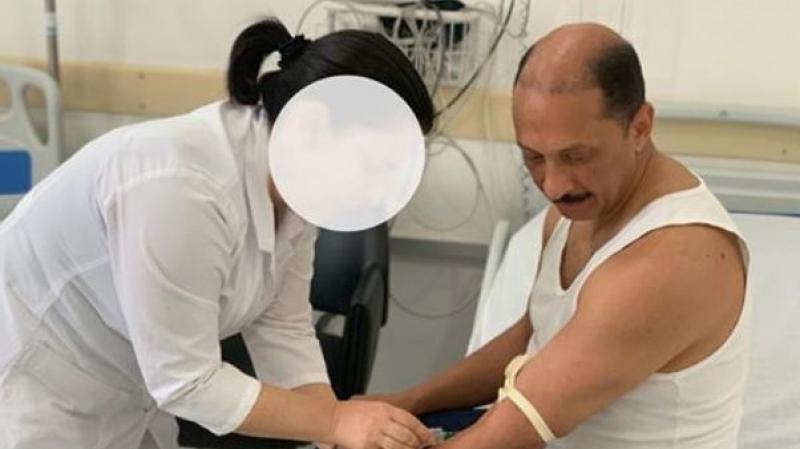 عبو يجري فحوصات وتحاليل طبية لمعرفة أهليته لتحمل مسؤولية الرئاسة