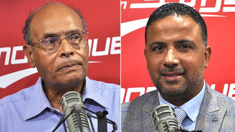 المرزوقي ومخلوف ينفيان انسحابهما من السباق الرئاسي