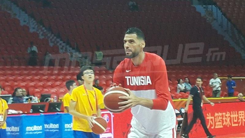 كرة السلة: صالح الماجري في البطولة الصينية