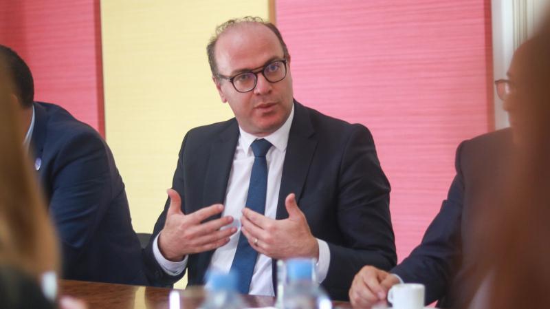 الفخفاخ يتعهد بتوجيه الدبلوماسية التونسية نحو دعم الاقتصاد
