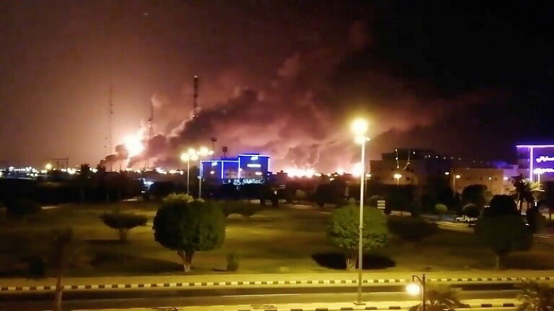 طائرات مسيّرة تهاجم مصنعين في السعودية