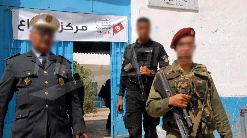 50 ألف عون أمن لتأمين الإنتخابات