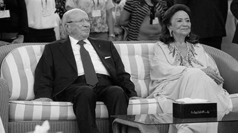 أرملة الرئيس الراحل الباجي قايد السبسي في ذمة الله