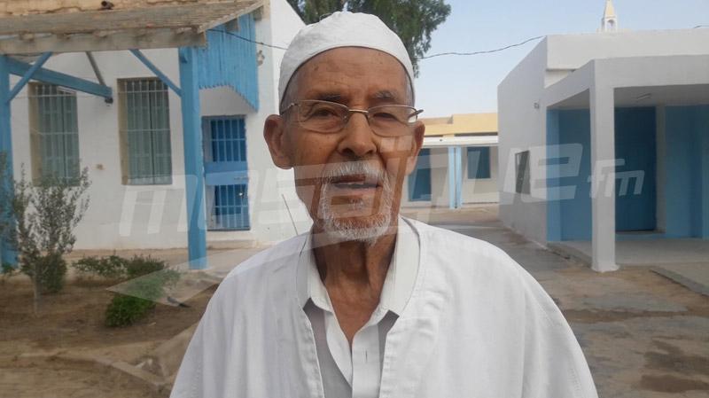 قبلي: شيخ الثمانين يدعو التونسيين إلى الإقبال على الانتخاب