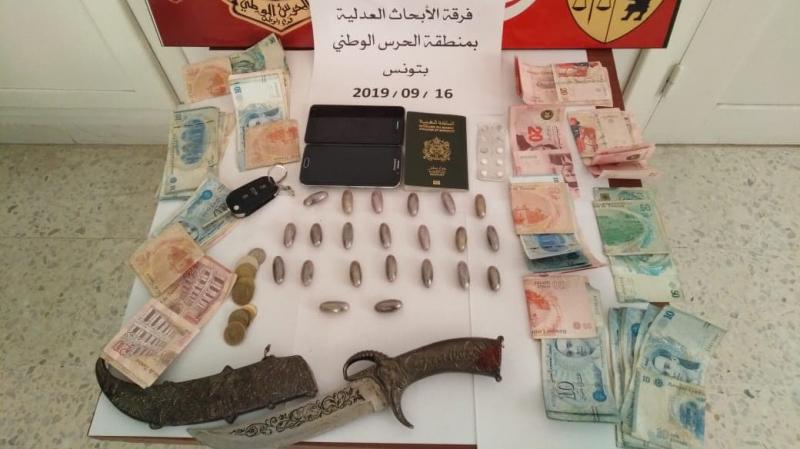 العاصمة: مغربي يتهجّم على عون أمن بخنجر