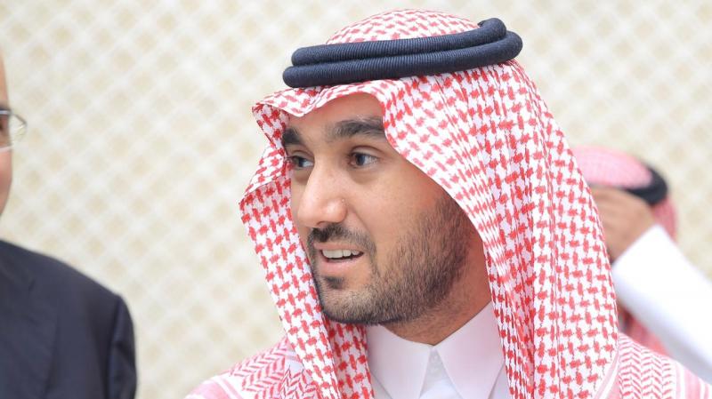 الأمير عبدالعزيز بن تركي الفيصل رئيساً للاتحاد العربي لكرة القدم