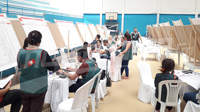 القصرين: النتائج الأولية للانتخابات الرئاسية