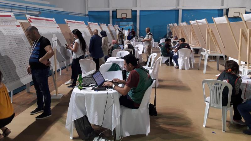المنستير: النتائج الأولية للإنتخابات الرئاسية