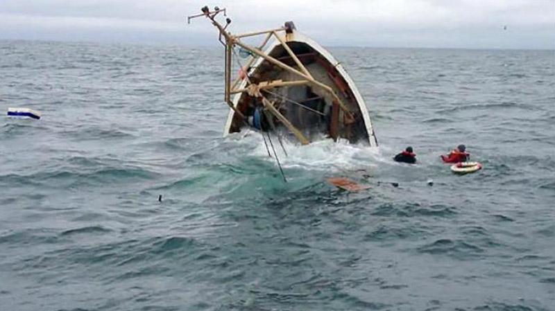 غرق مركب مهاجرين: ارتفاع حصيلة الضحايا