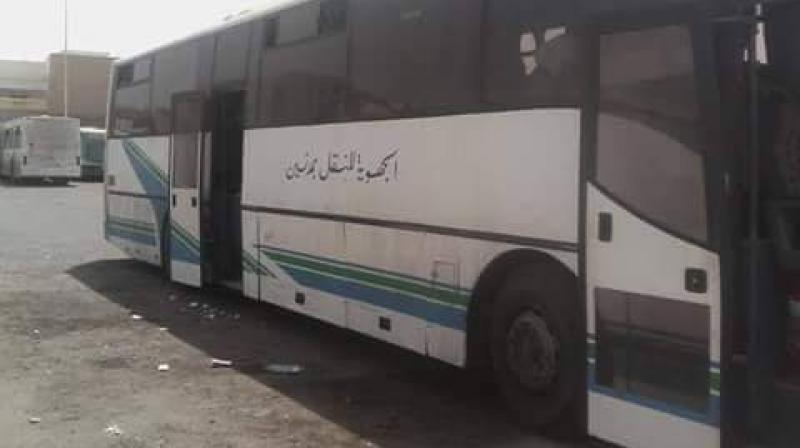 الحافلة تعطل عودة تلاميذ ذهيبة إلى مقاعد الدراسة