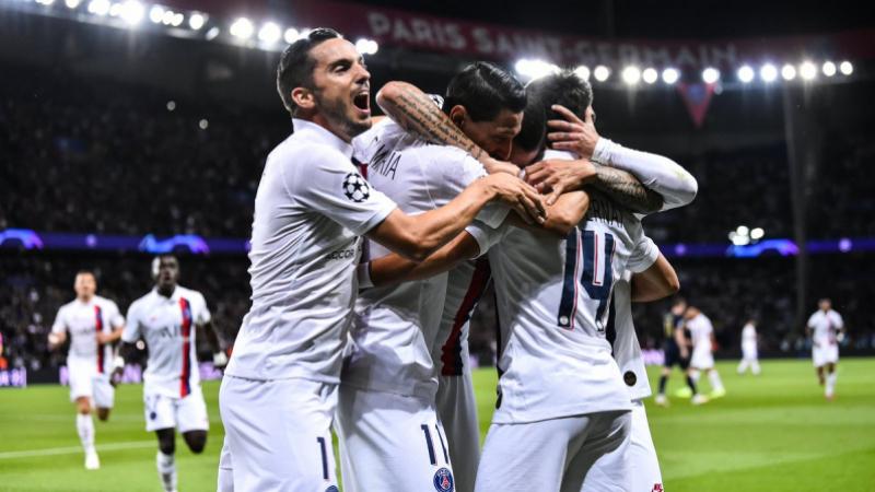 دي ماريايقود باريس سان جيرمان لانتصار كاسح على ريال مدريد