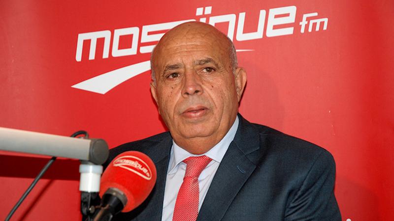 عبيد البريكي يستقيل من الأمانة العامة لحركة تونس إلى الأمام