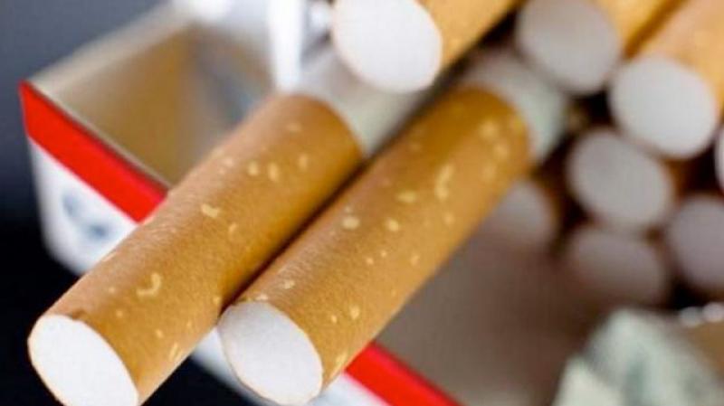 العاصمة : حجز 3120 علبة سجائر قيمتها 17 الف دينار