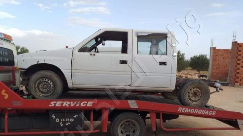 بوحجلة: الكشف عن مستودع مختص في تركيب وتدليس هياكل السيارات
