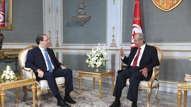 مستجدات المسار الانتخابي في لقاء الناصر بالشاهد