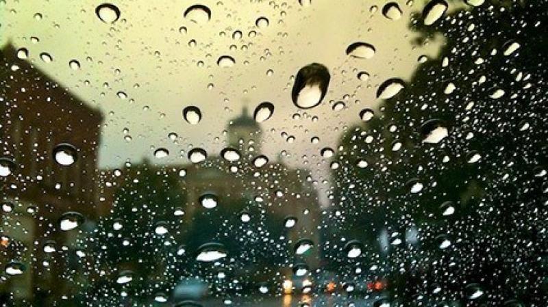 أمطار وتساقط البرد السبت