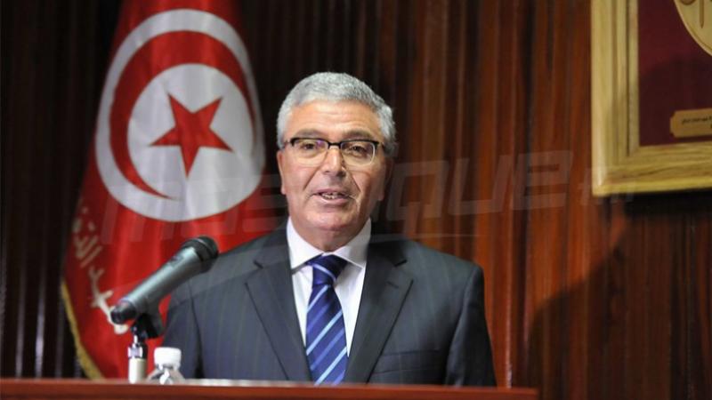عبد الكريم الزبيدي يطعن في نتائج مورو والقروي