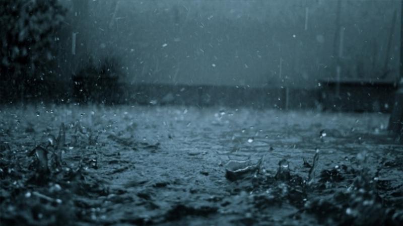 سحب رعدية مع أمطار غزيرة في هذه المناطق