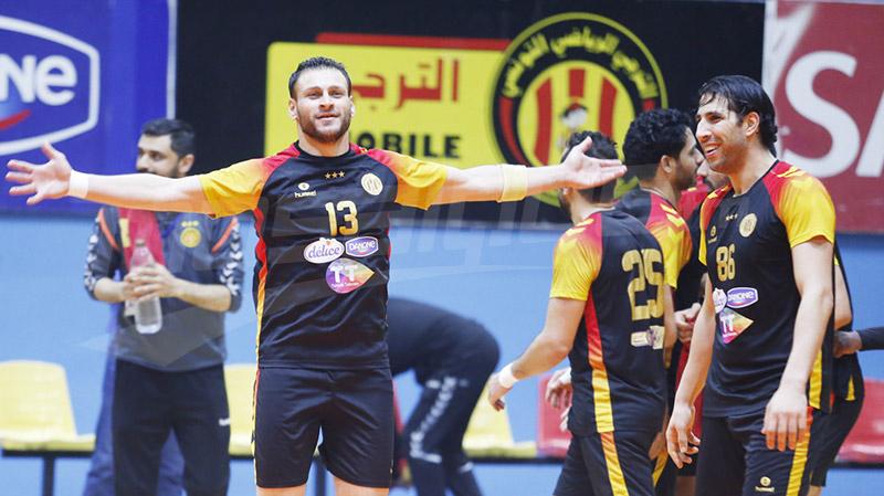 كرة يد:مجموعة الترجي في البطولة العربية للأندية البطلة