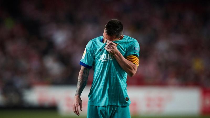برشلونة ينهزم من جديد