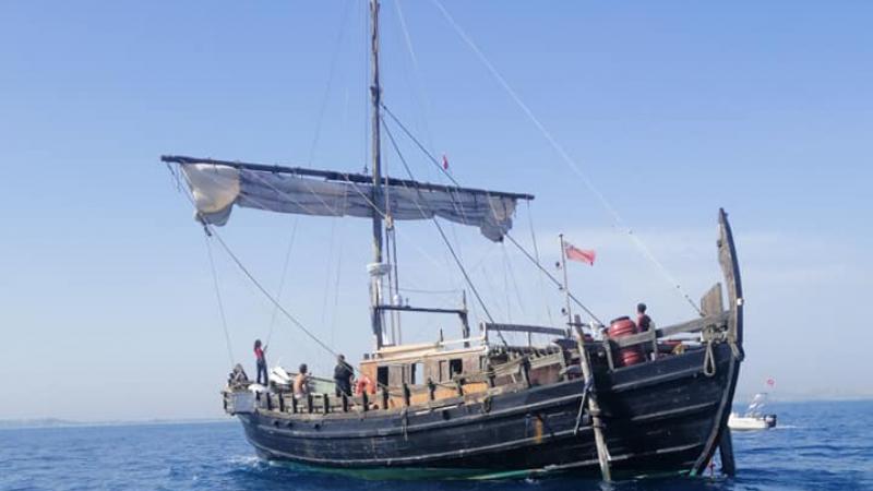 فينيسيا  تعيد تجسيد اكتشاف أمريكا من قبل الفينيقيين والبونيين